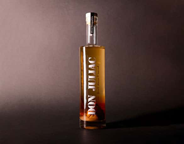 Rhum arrangé Don Juliac Miel/Gingembre